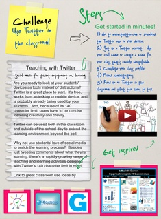 Teaching with Twitter