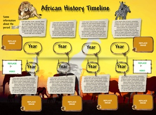 [2016] Lily McQualter: African History Timeline
