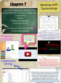 Chapter 7 - Writing with Technology