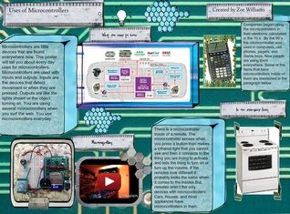 Use of Microcontrollers