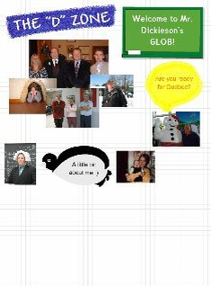 Mr. D's Glog Page