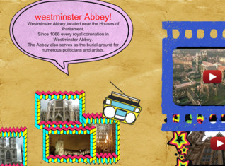 Westmister Abbey!