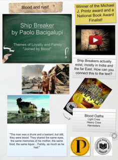 """Ship Breaker"" Loyalty Glog"