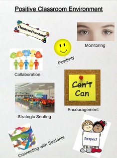 Best Practices - Positive Classroom Environment
