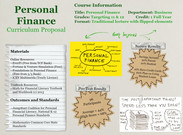 Personal Finance's thumbnail