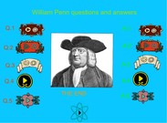 William penn questions and answers's thumbnail