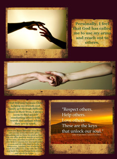 I Am A Part of the Body of Christ Assignment Theology 2 B
