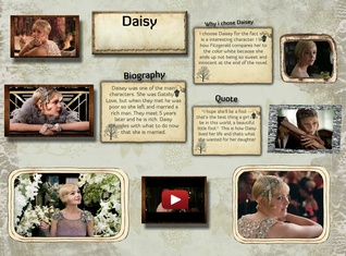 Daisey - The Great Gatsby