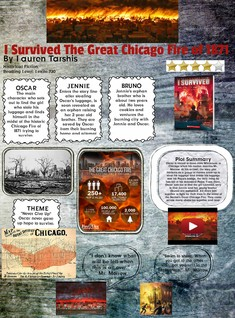 I Survived The Great Chicago Fire