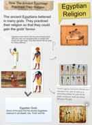 How The Ancient Egyptians Practiced Their Religion's thumbnail