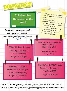 Collaborative Sessions MJCTSS