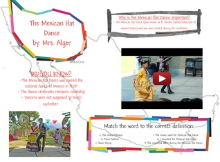 Mexican Hat Dance by Mrs. Alger