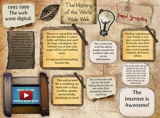 [2015] TheTwo Gs: The History of World Wide Web