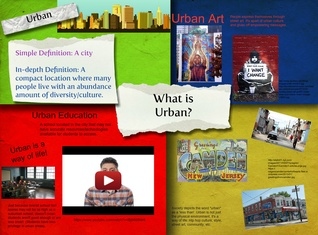 What is Urban?