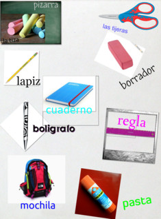 real world classroom objects