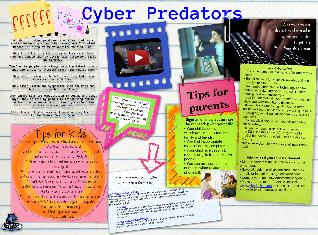 Cyber Predators - Tips for Kids and Parents