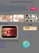 POSTER DIGITAL DIABETES NTIC 2015's thumbnail