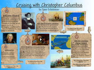 Cruising with Christopher Columbus
