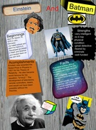 Einstein and Batman's thumbnail