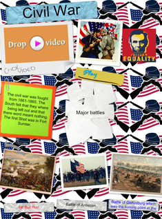 U.S History/Civil War