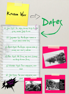Korean War Timeline
