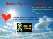 Boston Marathon Tragedy's thumbnail