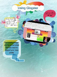 Using Glogster