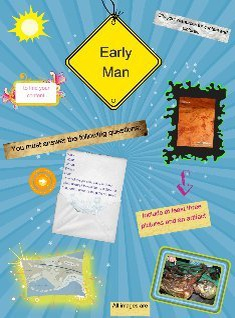 Early Man Project