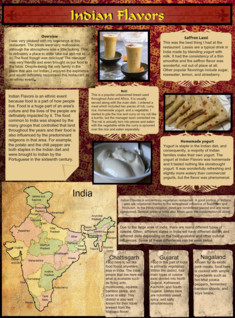 Indian Flavors