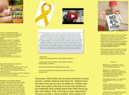 The Ethical Dilemma Regarding Childhood Cancer Funding and Research's thumbnail