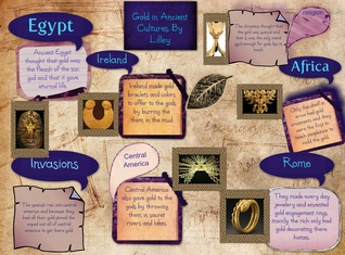 Gold in Ancient cultures