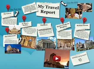Glog about Rome