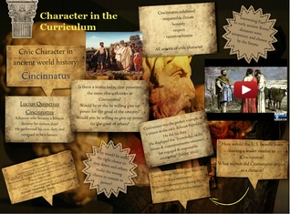 Character in the Curriculum
