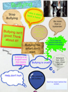 Bullying.A project of English.'s thumbnail