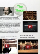 The Theatre in Shakespeare´s times's thumbnail