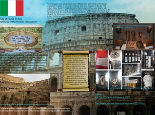Excavating the Roman Colosseum