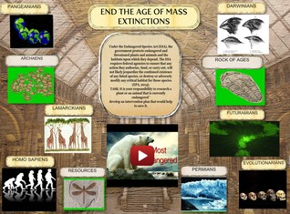 End The Age Of Mass Extinctions