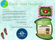 Earth Week Newsletter's thumbnail