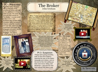 The Broker- John Grisham