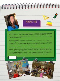 About Me - Education