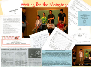 Writing for the Mainstage by David A. Banker