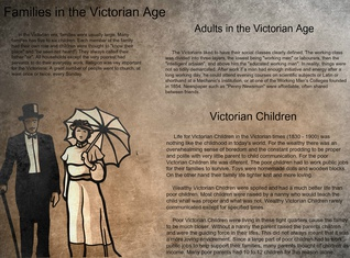 Victorian Age Family