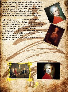Glogster of mozart.