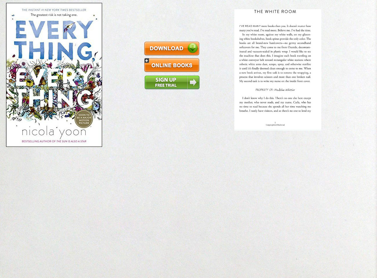 Download Ebook Everything Everything By Nicola Yoon Pdf Epub Mobi Text Images Music Video Glogster Edu Interactive Multimedia Posters