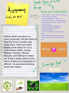 Simple Steps to Love Earth
