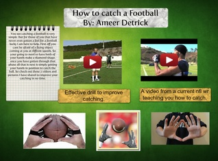 How To Catch A Football