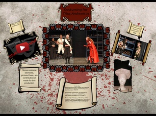 Information about Titus Andronicus