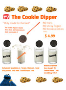 Cookie dipper add's thumbnail