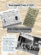 stock market and great depression's thumbnail