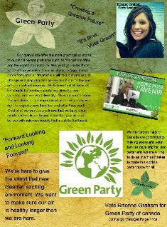 Brianne for Green